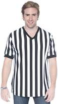 In Your Face REFEREE MENS REF V NECK T-SHIRT TEE UNIFORM JERSEY