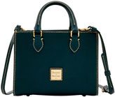 Dooney & Bourke Saffiano Mini Janine Satchel