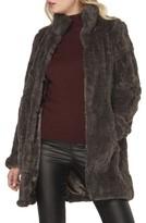 Dorothy Perkins Women's Faux Fur Coat