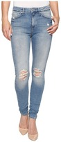 Mavi Jeans Lucy High-Rise Super Skinny in Used Vintage
