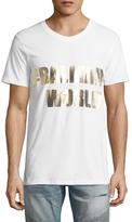 Balmain Cotton Graphic T-Shirt