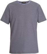 A.P.C. Maui crew-neck striped cotton T-shirt