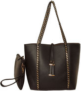 Imoshion Medium Chain Inlay Reversible Bag-In-Bag Tote Bag