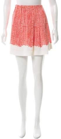Maiyet Silk Pleated Skirt