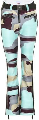 Jet Set Exclusive to Mytheresa Tiby camo-print shell ski pants