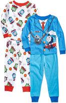 Thomas & Friends 4-Pc. Cotton Pajama Set, Toddler Boys (2T-5T)