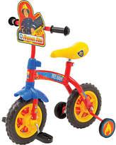 Fireman Sam 2 in 1 10 Inch Training Kids Bike