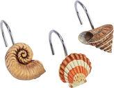 Avanti Seaside Vintage Shower Curtain Hooks
