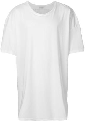 Faith Connexion oversized plain T-shirt