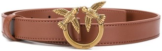 Pinko Love Birds Buckle Belt