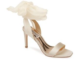 Badgley Mischka Joylyn Tie Ankle Sandal