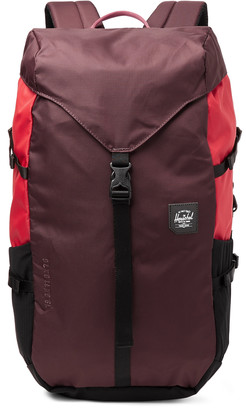 Herschel Barlow Large Nailhead Dobby-Nylon Backpack