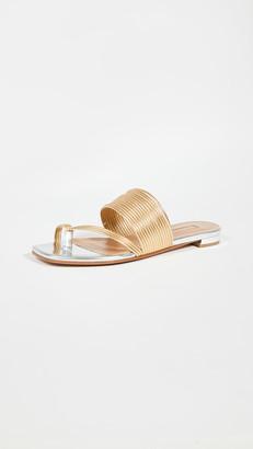 Aquazzura Sunny Sandal Flats