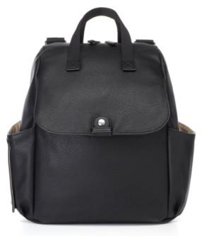 Storksak Storsak Robyn Convertible Diaper Backpack Faux Leather