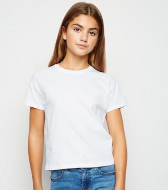 New Look Girls Organic Cotton T-Shirt