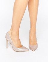 Faith Chloe Shimmer Pumps