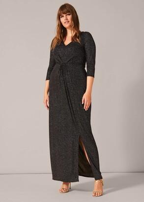 Phase Eight Orabelle Sparkle Maxi Dress