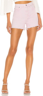 7 For All Mankind High Waist Short With Fray Hem. - size 26 (also