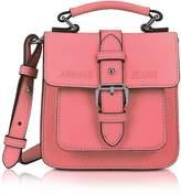 Armani Jeans New Light Geranio Eco Leather Crossbody Bag