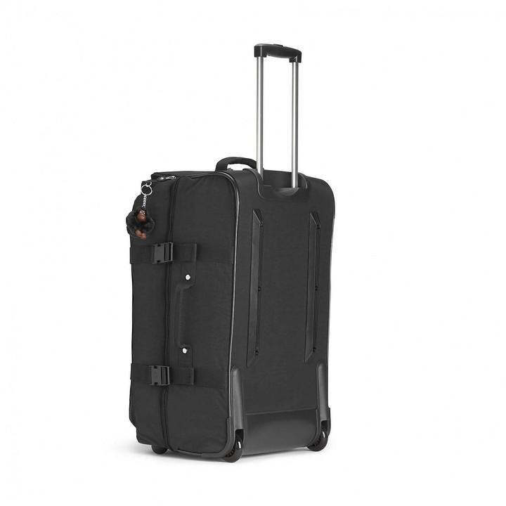 Thumbnail for your product : Kipling True Black Teagan Medium Wheeled Duffle Bag