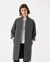 Jigsaw Speckled Textured Coat