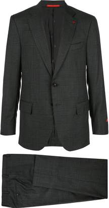Isaia single breasted blazer suit