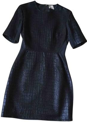 Richard Nicoll Navy Wool Dress for Women