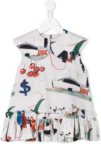 Wolf & Rita - Luna blouse - kids - Cotton - 4 yrs