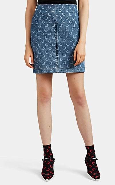 ecd08b23db Denim Miniskirt - ShopStyle
