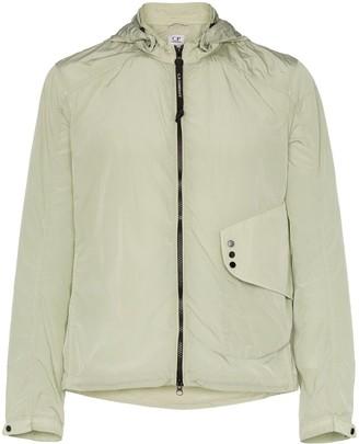 C.P. Company Goggle detail hooded jacket