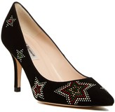 LK Bennett Star Crystal Studded Pump