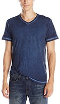 Velvet by Graham & Spencer Men's Richie Antique Wash V-Neck T-Shirt