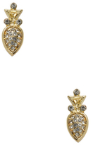 House Of Harlow Arrowhead Stud Earrings