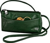 David King Women's 3501 Florentine Top Zip Mini Bag