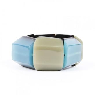 Marni Blue Metal Bracelets