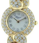Chopard Casmir 18K Yellow Gold Womens Watch