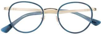 Persol PO2468V round frame glasses