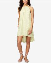 Rachel Roy Jacqueline Cotton High-Low Shift Dress, Created for Macy's