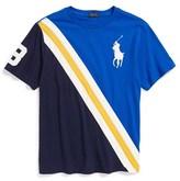Ralph Lauren Short Sleeve T-Shirt (Little Boys)