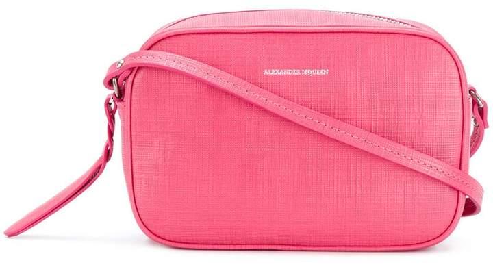 Alexander McQueen zipped shoulder bag