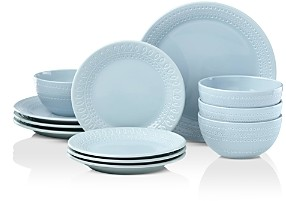 Kate Spade Willow Drive 12-Piece Dinnerware Set