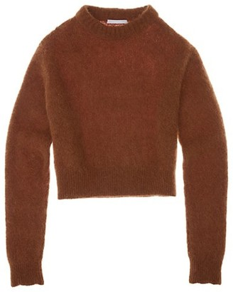 Helmut Lang Shruken Crew Sweater