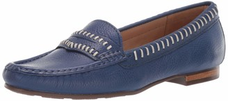Driver Club USA Women's Genuine Leather Made in Brazil Maple Ave Loafers