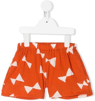 Bobo Choses Graphic-Print Relaxed-Fit Shorts