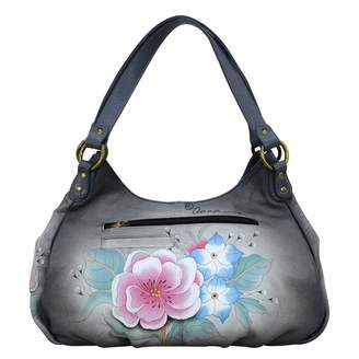 Anuschka Anna By Anna by Women's Leather Large Ruched Hobo