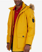 Nautica Men's Hooded Utility Parka