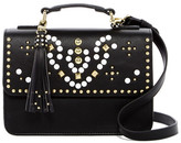 Steve Madden Trudy Small Studded Flap Crossbody