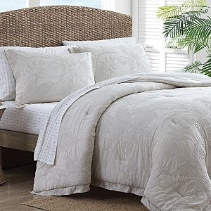 Tommy Bahama Abalone Grey King Comforter Set