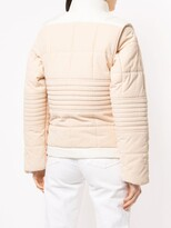 Chanel Pre Owned CC Sports Line long sleeve jacket