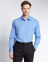 Marks and Spencer 3 Pack Easy to Iron Regular Fit Shirts